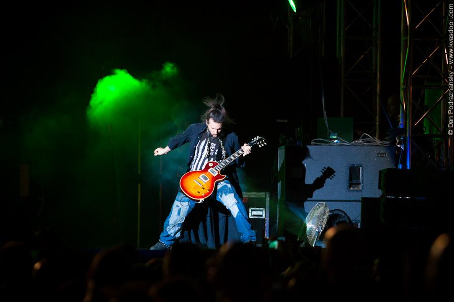 Axl Rose and GNR - Tel Aviv show, 2012