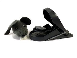 SuperCat Mausefalle mit Maus