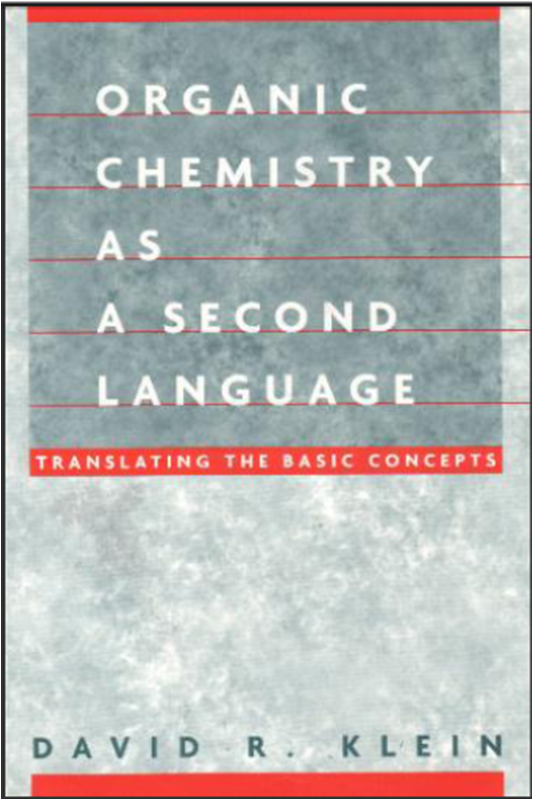 Organic Chemistry As A Second Language Free Pdf
