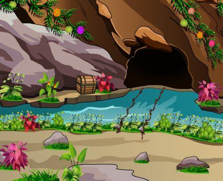 GamesNovel Water Cave Escape