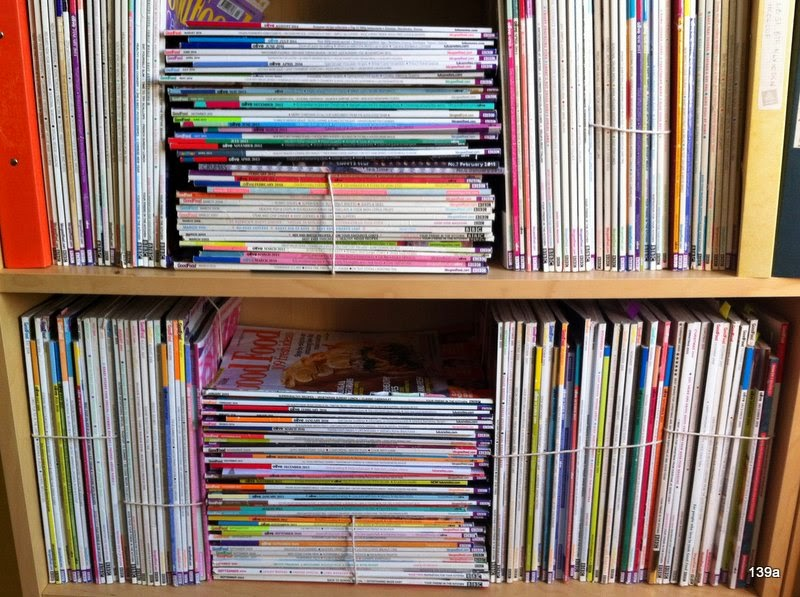 Papery Peep: Magazines, Books & thinking on paper