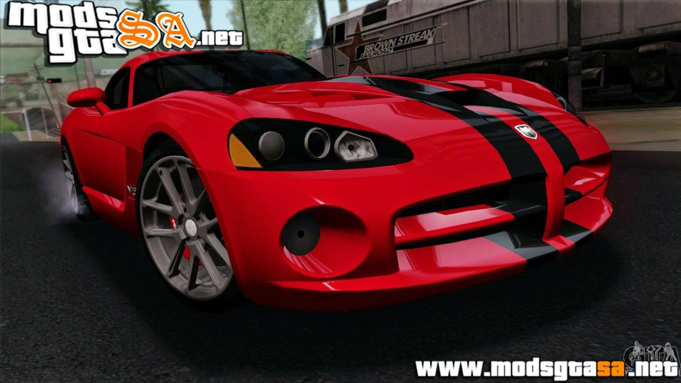 SA - Dodge Viper SRT10 v1