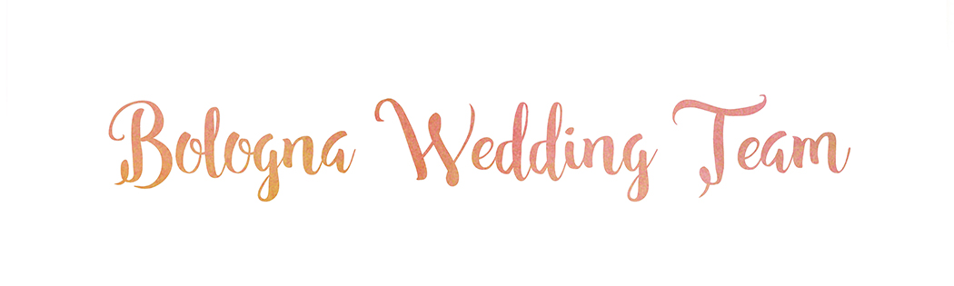 Bologna Wedding Team
