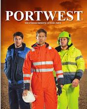 Νέος κατάλογος ειδών εργασίας Portwest 2015-2016