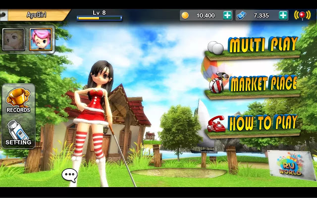 Download Rugolf v1.20130731 Apk + Data [TEGRA]