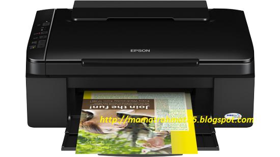 Cara Reset Printer Epson TX111 Menggunakan Software