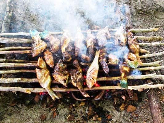BBQ di karimunjawa