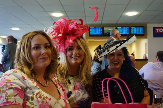 St Leger Ladies day Doncaster