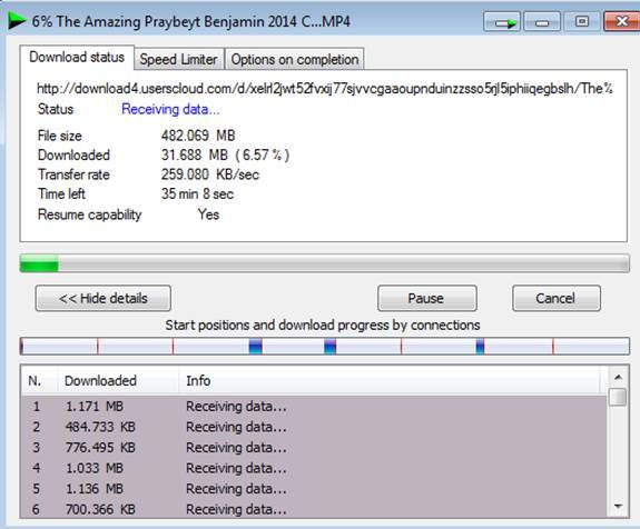 FREE internet, bombards, IDM speed, download
