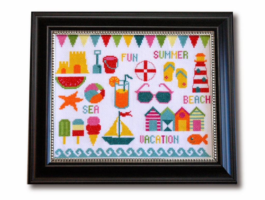 http://www.tinymodernist.com/products/beach-motifs-cross-stitch-pattern-instant-download