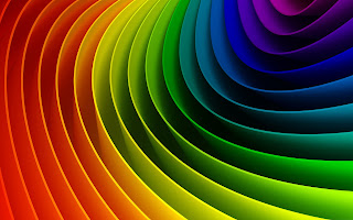 rainbow art 3d photoshop backgrounds