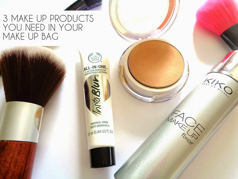 Euhnella Oily Skin Saviours 3 Make Up Products You Need