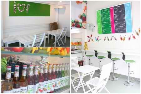 Thơm ngon nước trái cây, sinh tố bổ dưỡng tại I-Fresh, sài gòn ẩm thực, dia chi an uong, diem an uong, diemanuong365.blogspot.com