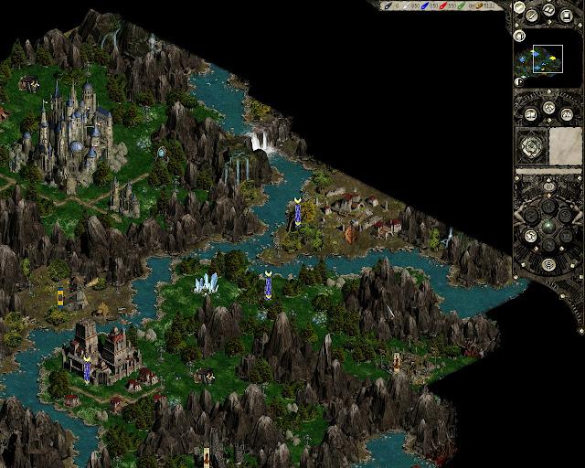 Disciples 2 - Empire Domain Screenshot