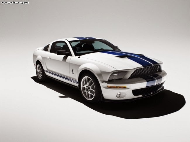 Ford Shelby Gt Sports Car