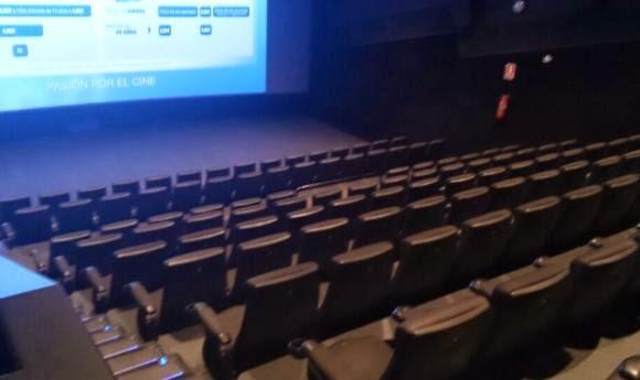 cines parquesur cinesa precio