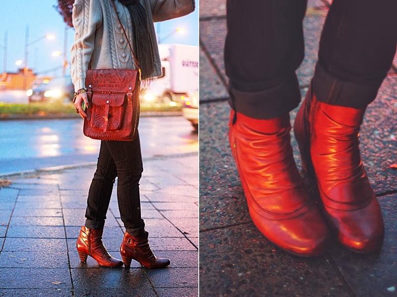 boots bag vintage levis
