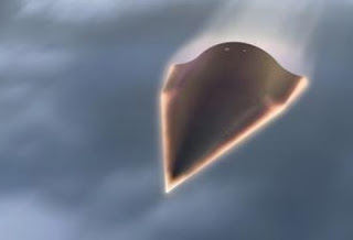 HTV-2 - An unmanned Hypersonic Glider