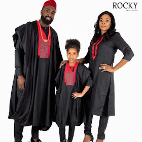 Rocky African Clothing