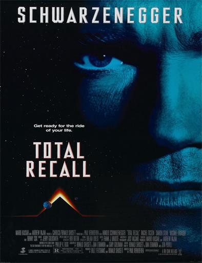 Ver Desafío total (Total Recall) (1990) Online