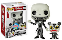 Funko Pop! Jack with Vampire Teddy