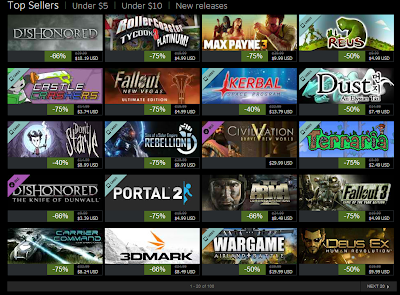 good free games on steam 2013