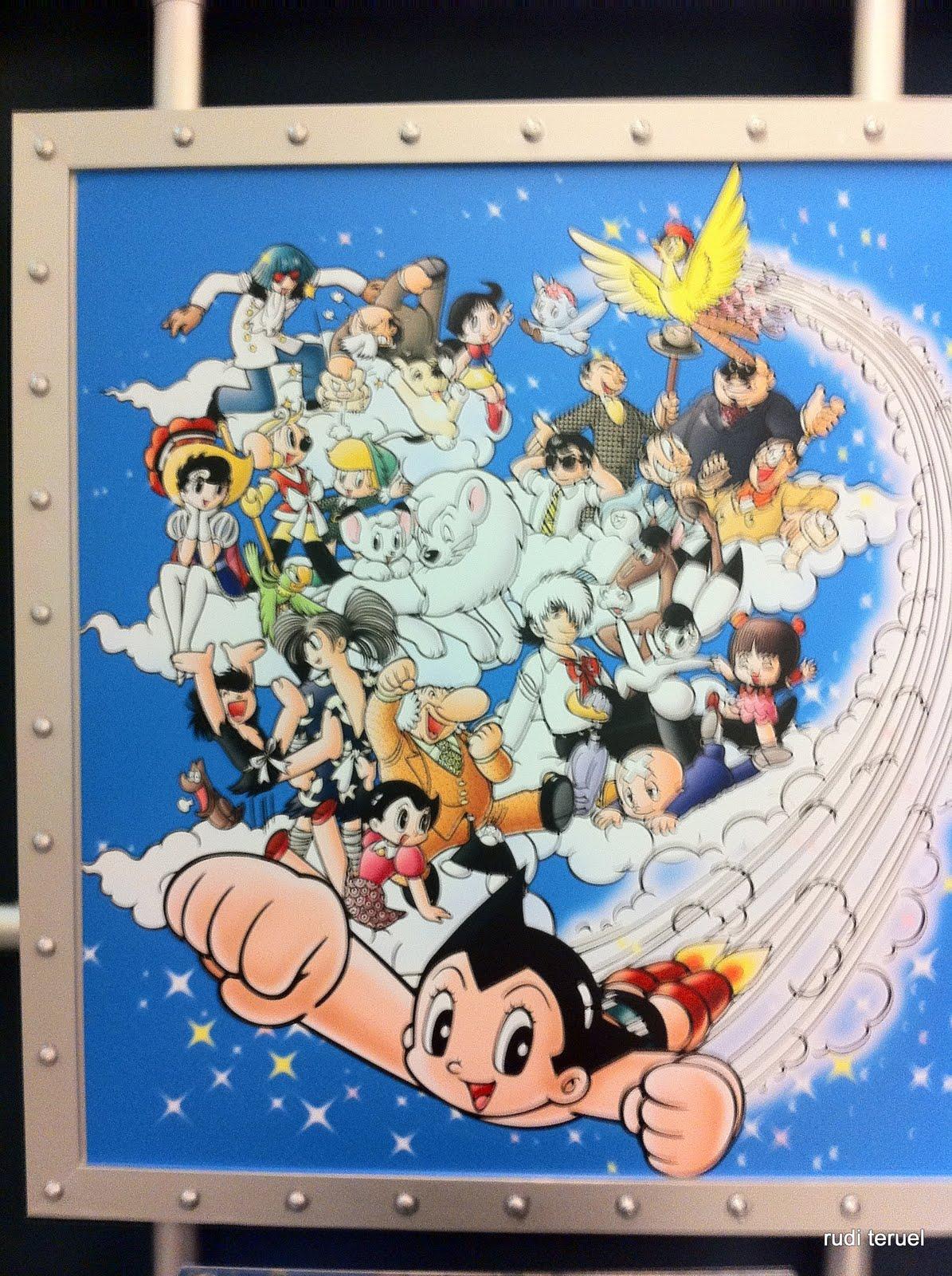 Anime Characters Born On July 8 : Baxter ramblings astroboy the world of tezuka osamu