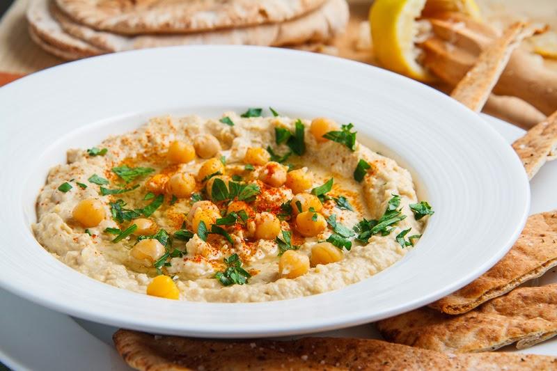 Basic Hummus From 'Jerusalem' Recipes — Dishmaps