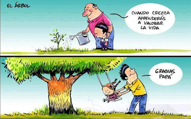 Mensaje Positivo : El árbol