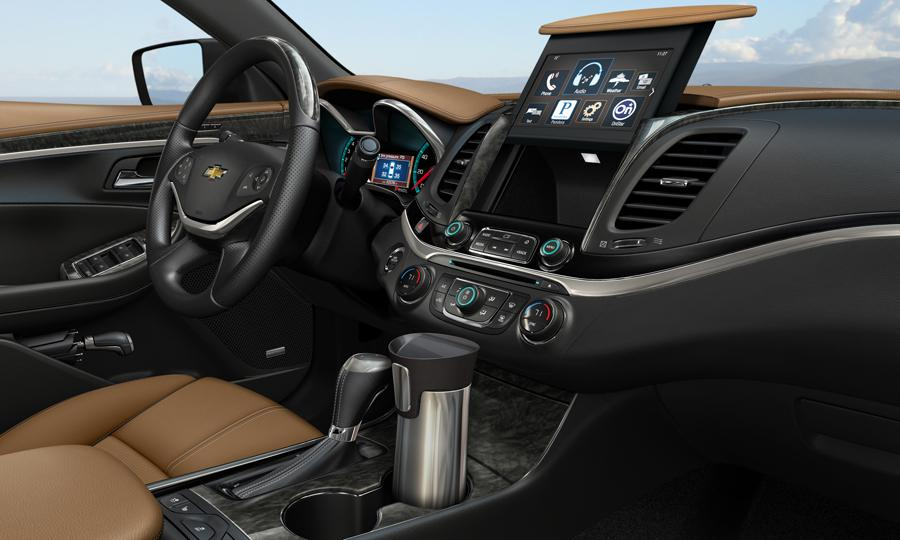 Three Chevrolet Vehicles Nominated For Ward's 10 Best Interiors