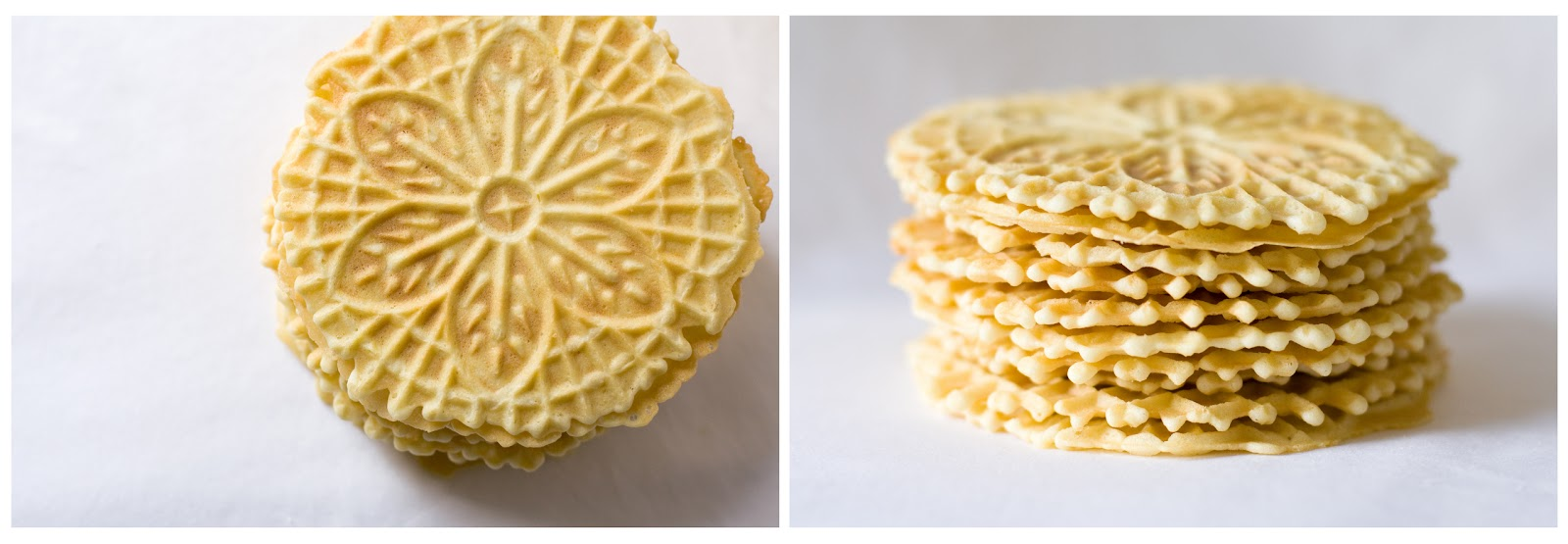 How to Make a Pizzelle photo