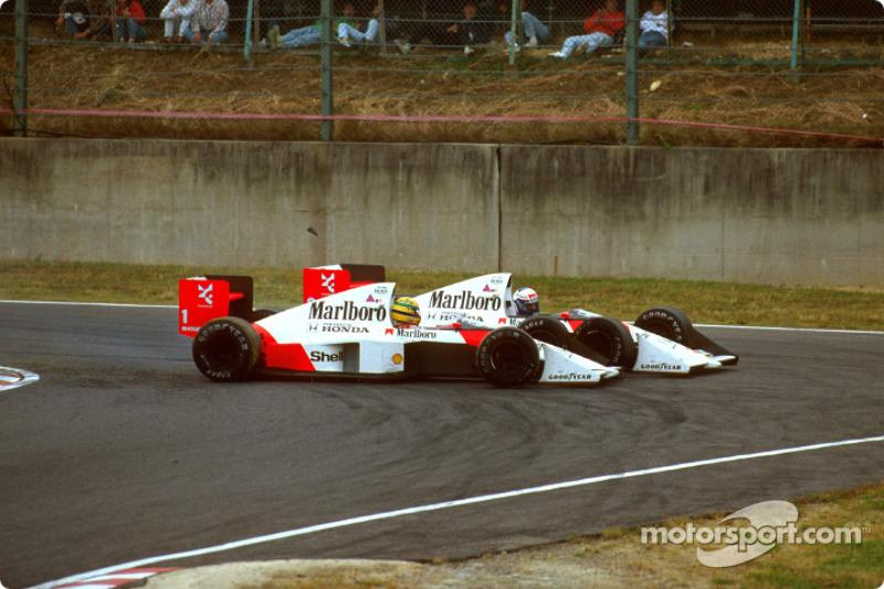 F1 Suzuka 1989