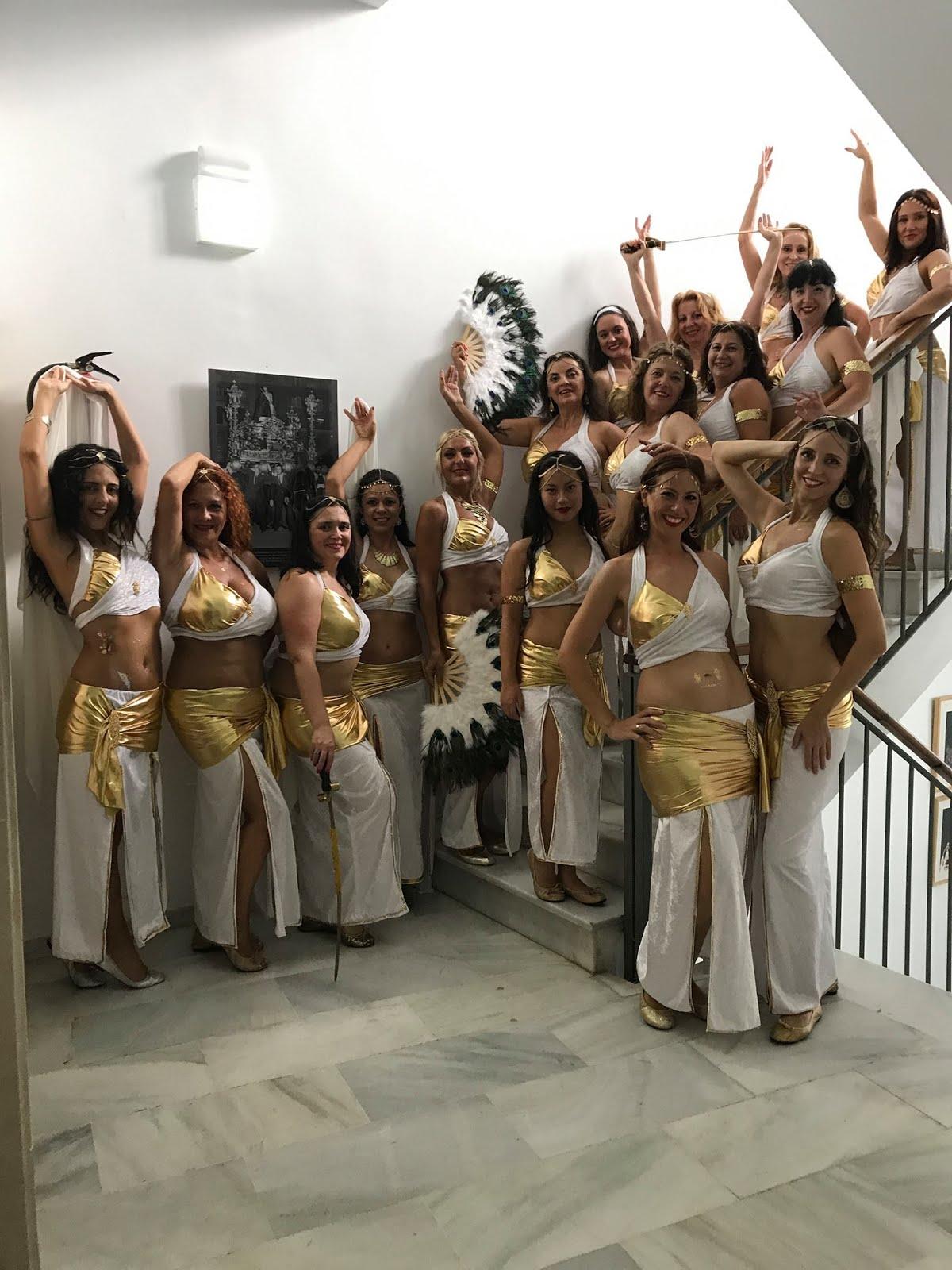 Najmarabic en la Cabalgata Histórica con Zegrí 2017