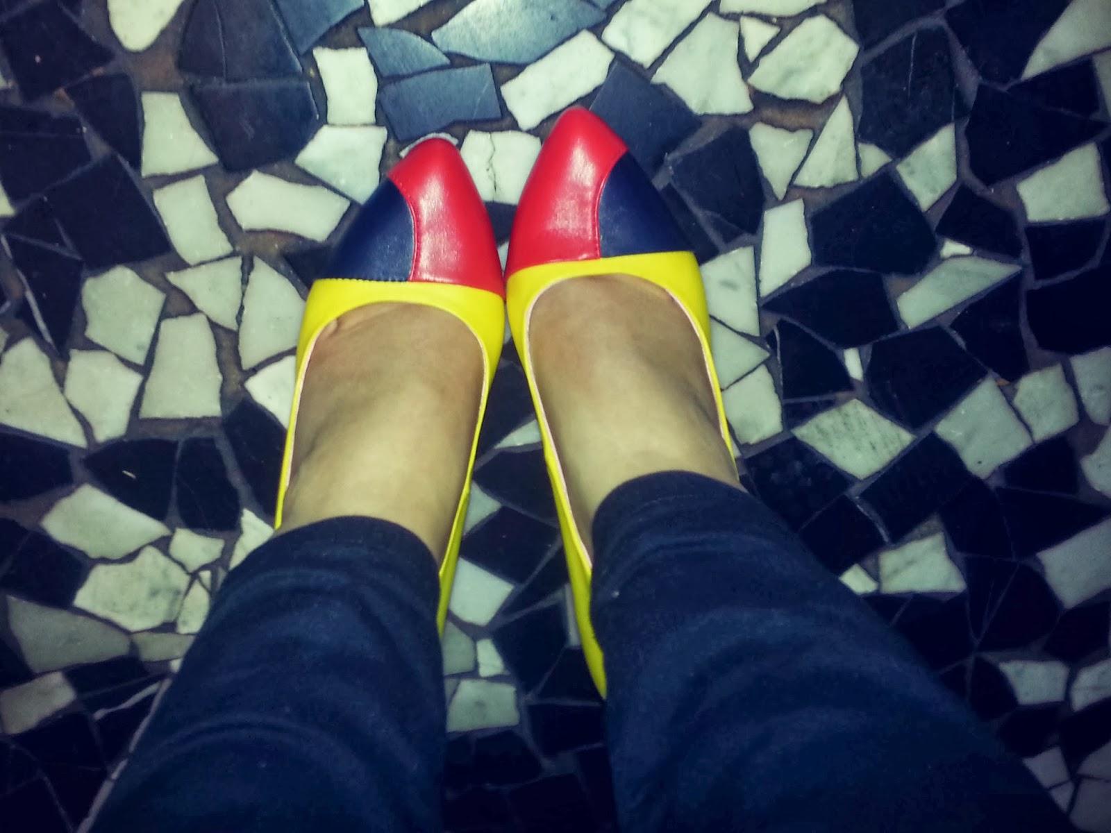 Yull Cornbury Shoes