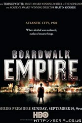 Boardwalk Empire Temporada 1