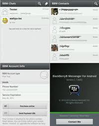 Whatsapp versi BBM