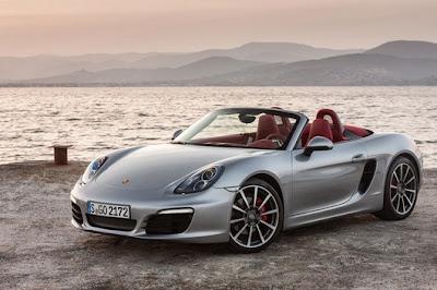 Porsche Sports Car 2013