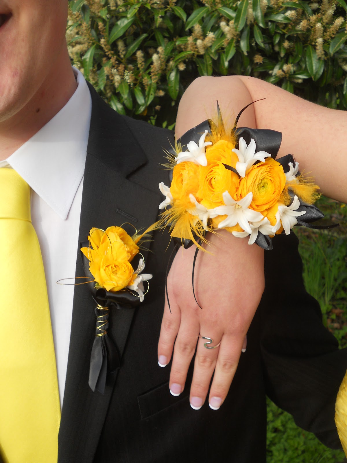 Prom Flowers May 2012