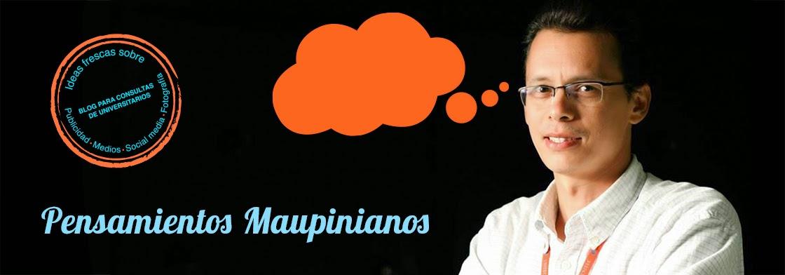 Pensamientos Maupinianos