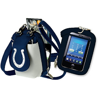Indianapolis Colts NFL Game Day Purse Plus with Touch Screen