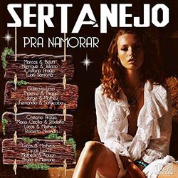 Capa CD Sertanejo Pra Namorar Torrent