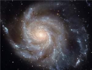 O Universo tem um eixo central de rotação?