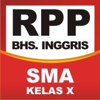 RPP Bahasa Inggris SMA Terbaru