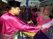 Gerai PNK Muar di Majlis bersama MB Johor
