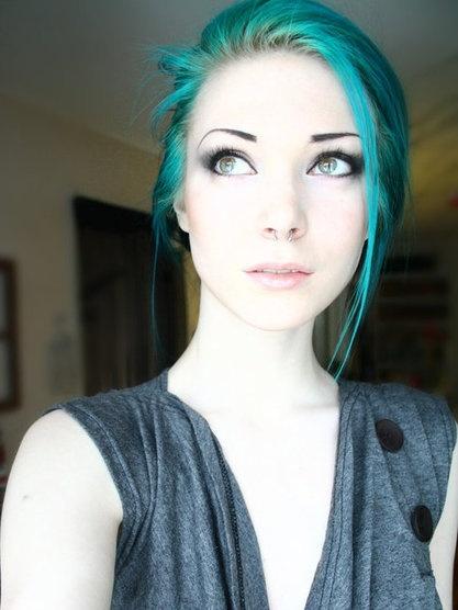 color pelo peinados 2014