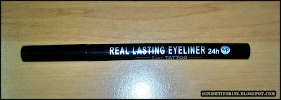 K-Palette Real Lasting Eyeliner 24h Waterproof 1 Day Tattoo Super Black