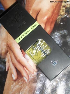 kalyon tırnak ve tırnak eti peelingi, tırnak bakımı