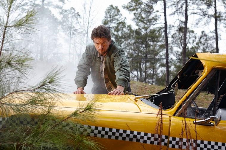 Charles Halford as Chas Constantine closest friend in NBC Constantine Season 1 Pilot Episode Non Est Asylum
