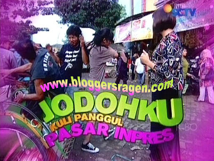 Jodohku Kuli Panggul Pasar Inpres FTV