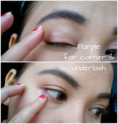 Tutorial makeup for Romantic Moment
